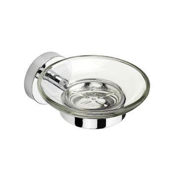 Croydex Flexi-Fix Epsom Soap Dish and Holder [Soap Dish & Holder]