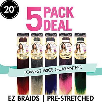 Spetra Innocence EZ Braid Professional (Pre-Stretched Braid) 20