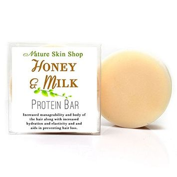 Honey & Milk Protein Conditioner Bar