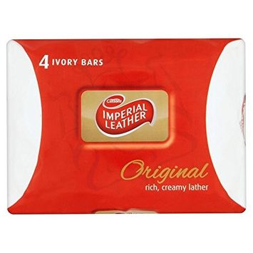 Imperial Leather Original Soap (4x100g) - Pack of 6