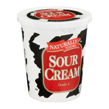 Naturally Yours Sour Cream