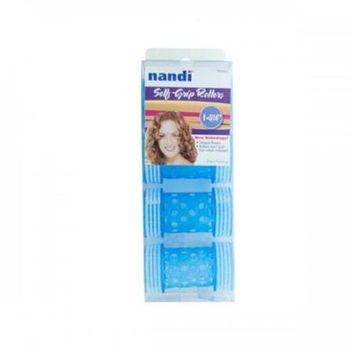 Sunrise Self-grip Medium Hair Rollers