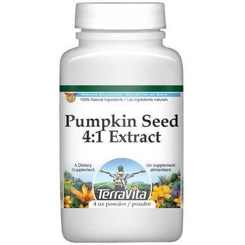 Extra Strength Pumpkin Seed 4:1 Extract Powder (4 oz, ZIN: 511231)
