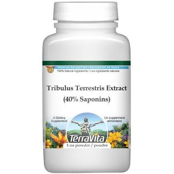 Tribulus Terrestris Extract (Puncture Vine) (40% Saponins) Powder (1 oz, ZIN: 514325)