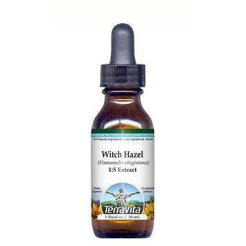 Witch Hazel - Glycerite Liquid Extract (1:5) - No Flavor (1 fl oz, ZIN: 428495)