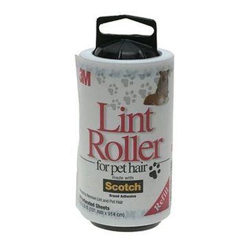 3M LINT ROLLER PET HAIR REFILL Size: 56 LAYER