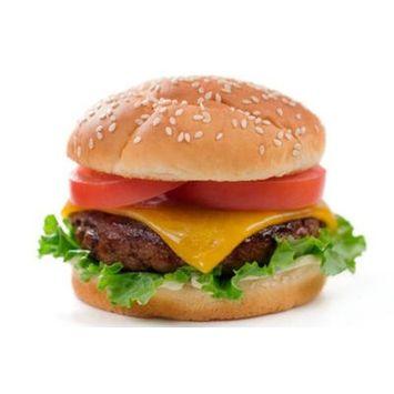 Buffalo (Bison) 5.3 oz.(1/3 Lb.) Burger Boxes - (4 - 1 lb. Boxes) (Count 12)