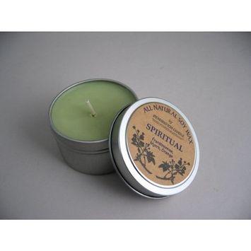 Bennington All Natural Soy Wax by Candle (Spiritual) - Frankincense, Myrrh;l