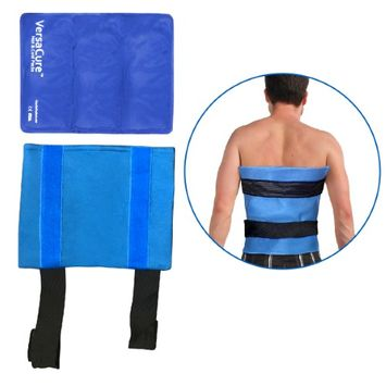 Easygoproducts BACK HOT -COLD PACK FOR INJURIES - ICE - HOT PACK GOOD FOR HOME USE, MEDICAL USE AND THERAPY. DESIGNED SPECIFICALLY FOR