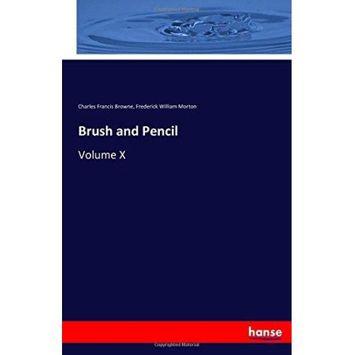 Hansebooks Brush and Pencil