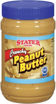Stater Bros.® Crunchy Peanut Butter