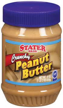 Stater bros Crunchy Peanut Butter