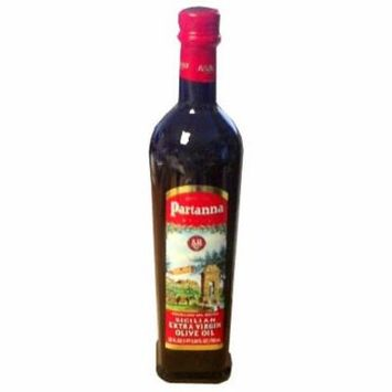 Partanna Extra Virgin Olive Oil, 1 L Glass- Not pictured