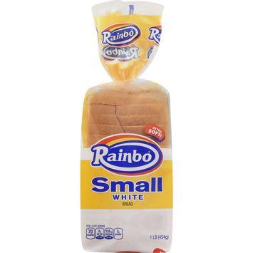 Rainbo Small White Bread 16 oz