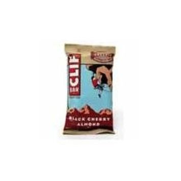 Clif Energy Bar - Black Cherry Almond (Pack Of 12) Pack Of 12 Pcs