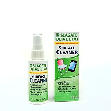 Seagate Products Natural Olive Leaf Surface Cleaner 2 ounce