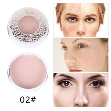 Waterproof Translucent Loose Powder Makeup Foundation Finishing Powder Cosmetic 15g by Fenleo