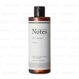 Terracuore - Notes Bath And Shower Gel (Musky) 300ml