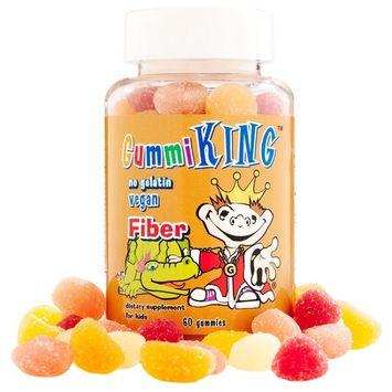 Gummi King, Fiber, 60 Gummies