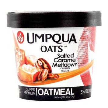 Umpqua Oats Salted Caramel Meltdown Oatmeal (Case of 12)