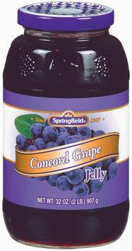 Springfield Concord Grape Jelly