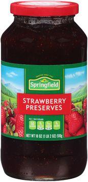 Springfield® Strawberry Preserves