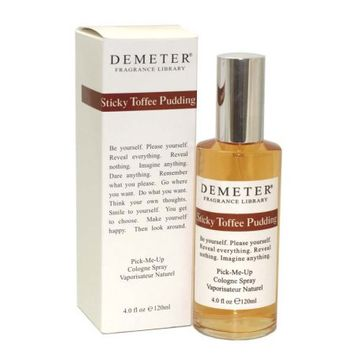 Sticky Toffee Pudding Demeter 4 ozCologne Spray Women