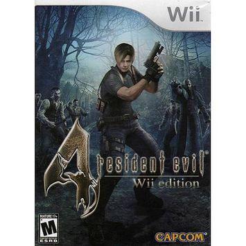 iNetVideo N02010986 Resident Evil 4 Nintendo WII