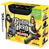 iNetVideo N02010408 Guitar Hero on Tour Decades Bundle DS