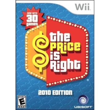 iNetVideo N02011342 The Price is Right 2010 Edition Nintendo WII