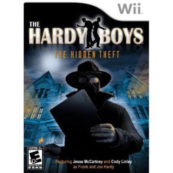 Inetvideo The Hardy Boys Hidden Theft Nintendo WII