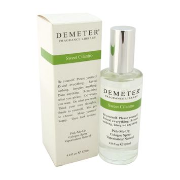 Sweet Cilantro Demeter 4 ozCologne Spray Women