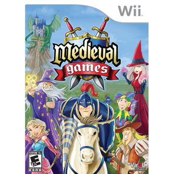 Inetvideo Bethesda Medieval Games - BETHESDA SOFTWORKS