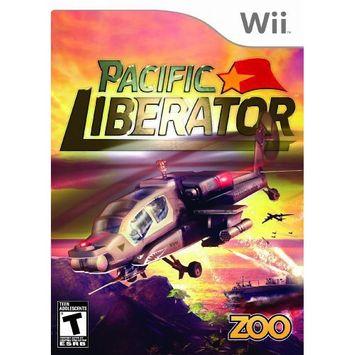 iNetVideo N02011897 Pacific Liberator Nintendo WII