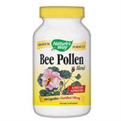 tures Way Nature's Way Bee Pollen Blend 580 mg Caps