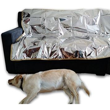 Pet Repeller Furniture Pad Sofa & Couch Mat, SILVER, 72