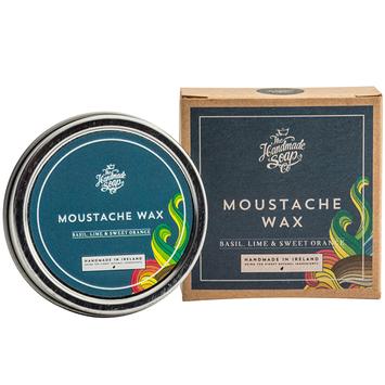 The Handmade Soap Company Men's Moustache Wax