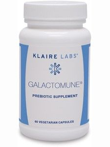 Galactomune 60ct Capsules by Klaire Labs