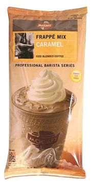 Innovative Beverage MOCAFE Frappe Caramel, Ice Blended Coffee, 3 lbBag