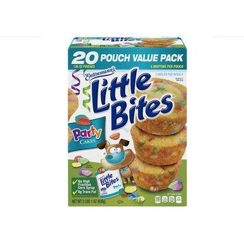 Entenmann's Little Bites Party Cakes, 20 pk.
