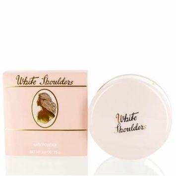 WHITE SHOULDERS/ELIZABETH ARDEN BODY POWDER 2.6 OZ (75 ML) Body Products Women