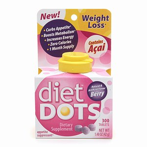 Diet Dots Weight Loss Tablets