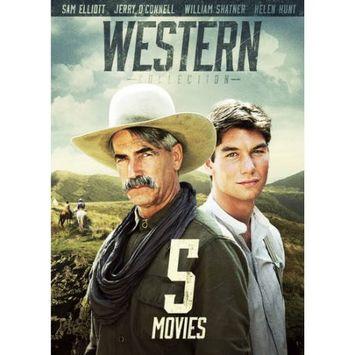 Echo Bridge Home Entertainment 5 Movie Western Collection DVD (Standard Screen; Soundtrack English)