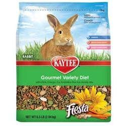 Kaytee Products Inc - Fiesta Max Rabbit 6.5 Pound