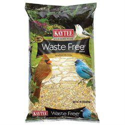 Kaytee Products Wild Bird 100033773 Kaytee Waste Free Food 10 Pound