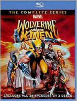 Lion's Gate Wolverine & The X-Men: Complete