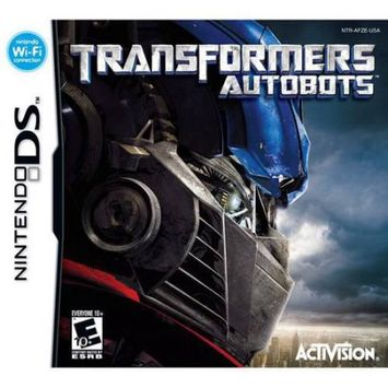 Blizzard Entertainment Activision 047875839526 Transformers War for Cybertron: Autobots for Nintendo DS