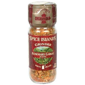 Spice Island S I Rosemary Garlic Grind 2 OZ