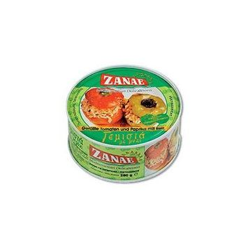 Tomato and Pepper Stuffed with Rice (zanae) 280g