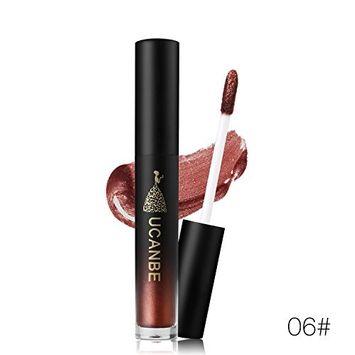 Sexy Moisturize Pretty Lip Gloss Waterproof Pigment Lip glaze 8colors Lipstick Makeup